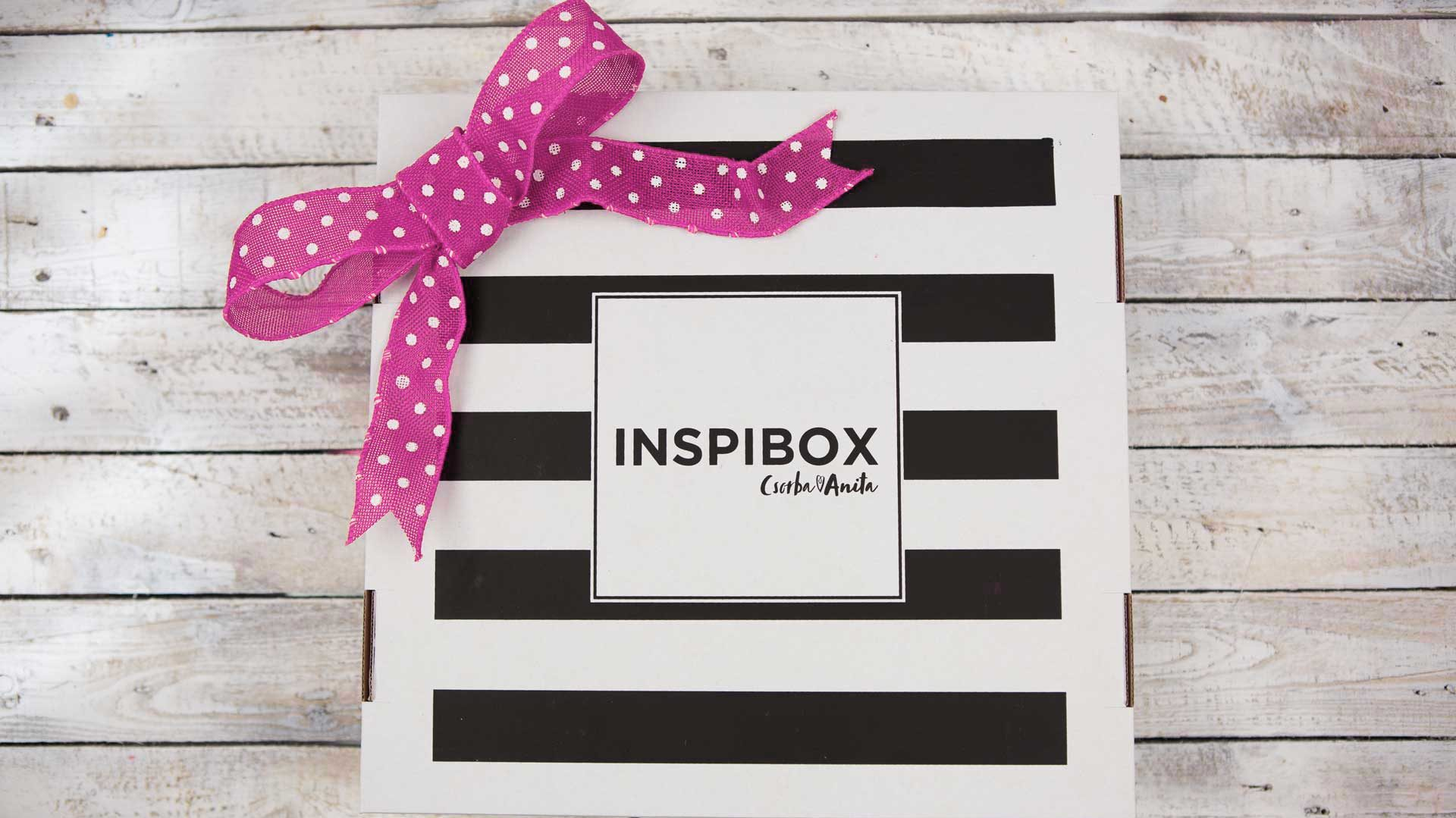Inspibox by Csorba Anita